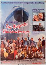 Original-Filmplakat A1 Das fliegende Klassenzimmer Joachim Fuchsberger Kästner
