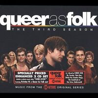 Various Artists : Queer As Folk: Third Season (Dig) CD