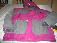 Under Armour Storm Ski Snowboard Waterproof Mens Jacket LARGE L NWT MSRP $274.99
