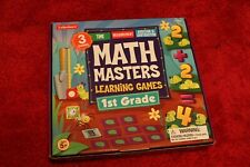 Lakeshore Learning Math Masters Learning Games Grade 1 Time/Measurement/Add/Sub