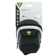 Topeak TC2271B Wedge Pack II Small w/ Fixer Seat Bag Clip-in Bike Saddle Pack
