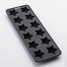 Set of 2 12-Cavity Steadys IC-1201 Premium Silicone Star Ice Tray/Chocolate Mold