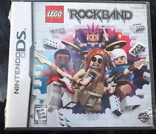 LEGO Rock Band (Nintendo DS, 2009)
