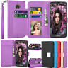For Motorola Moto E5 Play/Cruise/GO Leather Flip Wallet Case Magnetic Fold Cover