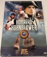 Horatio Hornblower - Vols. 1-4 (DVD, 2000, 4-Disc Set) Very Good
