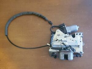 2008-2016 Chrysler Town & Country Rear Trunk Lock Power Latch Actuator Tail Gate