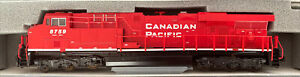 n Scale Kato Canadian Pacific ES44AC CP #8759 New Dcc Ready Golden Beaver