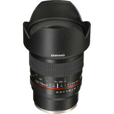 Samyang 10mm F2.8 ED AS NCS CS Ultra Wide Angle Lens for Sony E Mount - SY10M-E