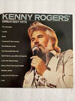 Vintage Kenny Rogers Greatest Hits 1980 Liberty Records LP Record