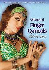 Learn Advanced Finger Cymbals with Ansuya - Belly Dance DVD Video