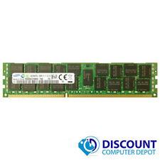 Samsung 1x16GB 2Rx4 PC3L-12800R DDR3 M393B2G70BH0-YK0 ECC REG RDIMM Memory Ram