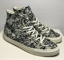 Converse Womens Size 9 Chuck Taylor All Star Gemma Knit Oreo Shoes Sneakers