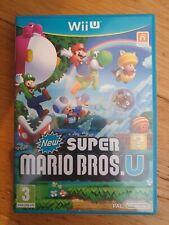 New Super Mario Bros. U (Wii U, 2012)