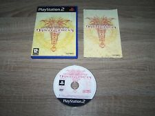 DRAGON QUARTER BREATH OF FIRE PS2 PLAYSTATION 2 PAL ITA