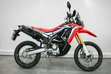 2017 CRF250L Honda Rally available with 3 years 0% finance and deposit only £399