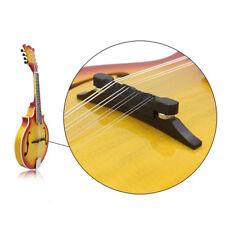 Durable Bridge Bridge Mandolin Bridge per chitarra basso regolabile CRIT