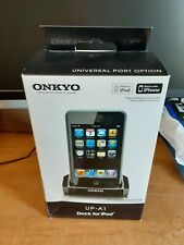 ONKYO UP-A1 Universal Docking Station for 30-Pin Apple iPod & iPhone