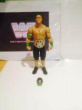 WWF WWE  JOHN CENA action figure with  free custom belt AND CAP