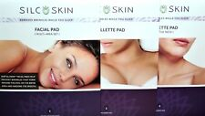 Silc Skin Reusable Pads Reduce Wrinkles Anti-Aging (Face, Neck, Chest)