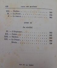DUVAL Histoire de la littérature révolutionnaire...