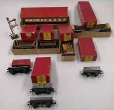 More details for 1950's ttr trix twin railway carriages rolling stock & accessories. boxed  a2