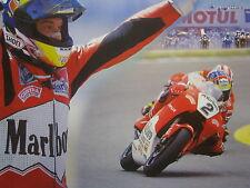 Poster Marlboro Honda NSR250 1997 #2 Ralf Waldmann (GER)