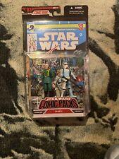 Star Wars -  Action Figure Comic Packs #2 Governor Tarkin & Stormtrooper NEW