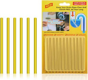 Sani Sticks Drain Cleaner And Deodorizer 60 pack