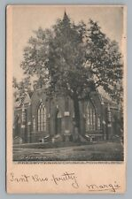 Presbyterian Church MONROE NC Rare Antique UDB WJ Rudge Pub—Union County 1907