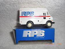Fed Ex RPS Diecast Metal 1/64 Scale Step Van Delivery Truck
