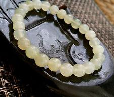 Healerite 8mm Stone of Profound Healing Bracelet magnesium silicate Crystal