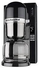 Kitchenaid R-KCM0802OB verter sobre cervecero de café ónix negro digital restaurada