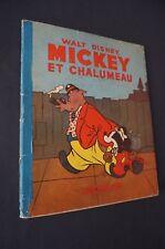 Enfantina MICKEY et chalumeau par Walt Disney 1940