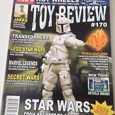 Toy Review Magazine Star Wars Collection No.170 December 2006 071817nonrh