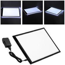 Zebra A4 Writing LED Drawing Tablet Pad Graphics Board Ultra Slim Tattoos Z16B8