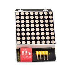 Keyestudio 8x8 LED Dot Matrix Module Display Address Select HT16K33 for Arduino