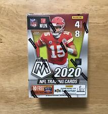 2020 Panini Mosaic NFL Football Sealed Retail Blaster Box