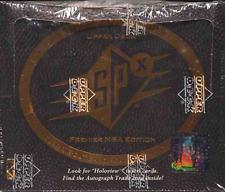 1996 1997 UD SPX SEALED BOX (36 Packs) Kobe RC Rookie Michael Jordan Auto PSA 10