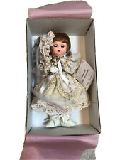"NWT Madame Alexander 8"" Doll Adorable Silk Victorian Doll  #25045"