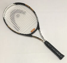 "Head Tour Pro Titanium Tennis Racquet 4 3/8"" Grip #232378 Black Orange White"