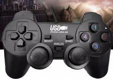 CONTROLLER GAMEPAD JOYPAD JOYSTICK PER PC -PS3 FUNZIONALITÀ WIRELESS O VIA CAVO