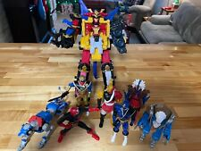 Bandai Power Rangers Ninja Steel Lot Megazord: Ninja Steel DX