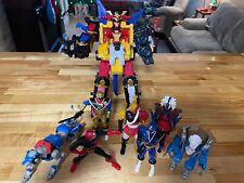 Bandai Power Rangers Ninja Steel Lot Megazord: Ninja Steel DX