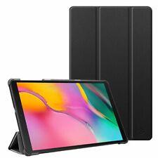 """Samsung - Galaxy Tab A (2019) - 10.1"""" - 32GB - Black with Cover Bundled"""