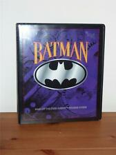 Batman: Saga of The Dark Knight - Base Set Binder Chase Sets/Cards - Skybox 1994
