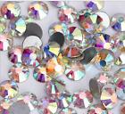 Flatback Rhinestone Non Hotfix Czech Crystal Nail Art DIY Decoration SS3-SS20