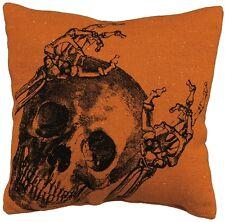 Primitives By Kathy Skeleton Pillow