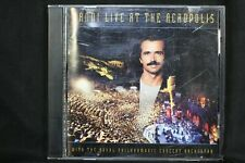 Yanni The Royal Philharmonic Concert Orchestra ‎– Live At The Acropolis (C394
