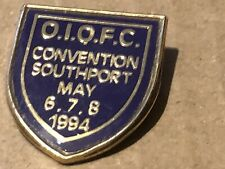 Queen Convention 1994 Official Fanclub Badge