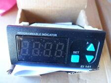 Digital Indicator Analogue input 24V AC EI141 4 Digit Yellow LED Display 461161